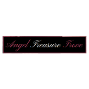 Angel treasure trove stop website designed by iDigLocal of Stroud